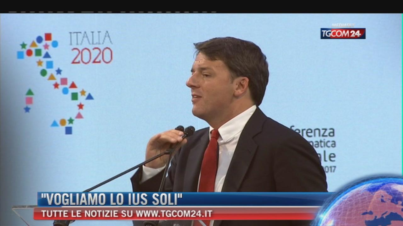 """Pd, Renzi in Direzione: """"Sforzo unitario ma senza abiure"""""""
