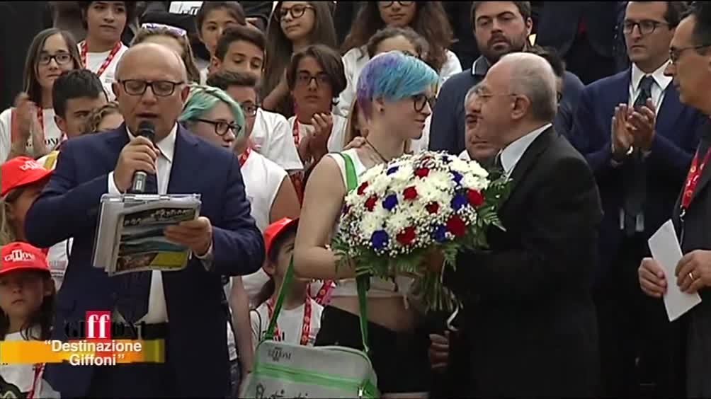 Giffoni inaugura con Nizza nel cuore