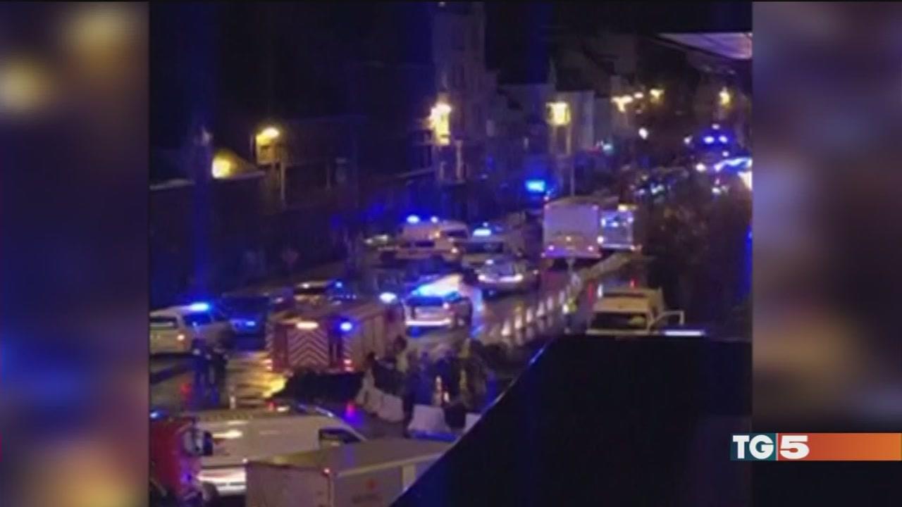 Esplosione ad Anversa, fuga di gas in pizzeria
