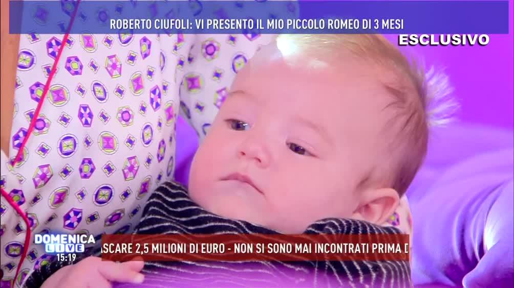 Il matrimonio di Roberto Ciufoli