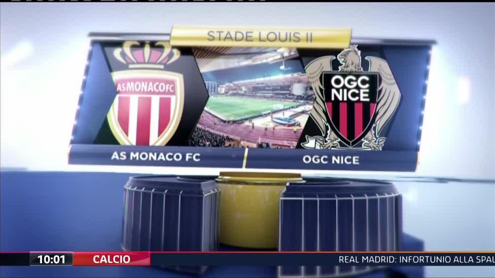 AS Monaco FC-OGC Nice 1-0