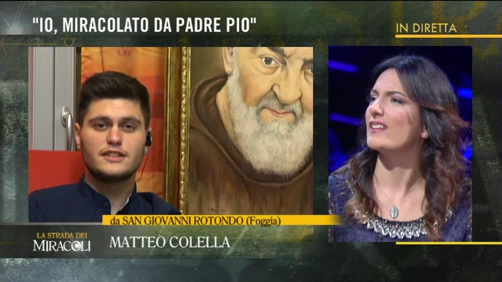 Miracolato da Padre Pio