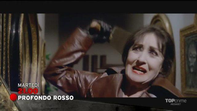 Profondo rosso compie 40 anni ecco alcune curiosit sul film video foto - Profondo rosso specchio ...