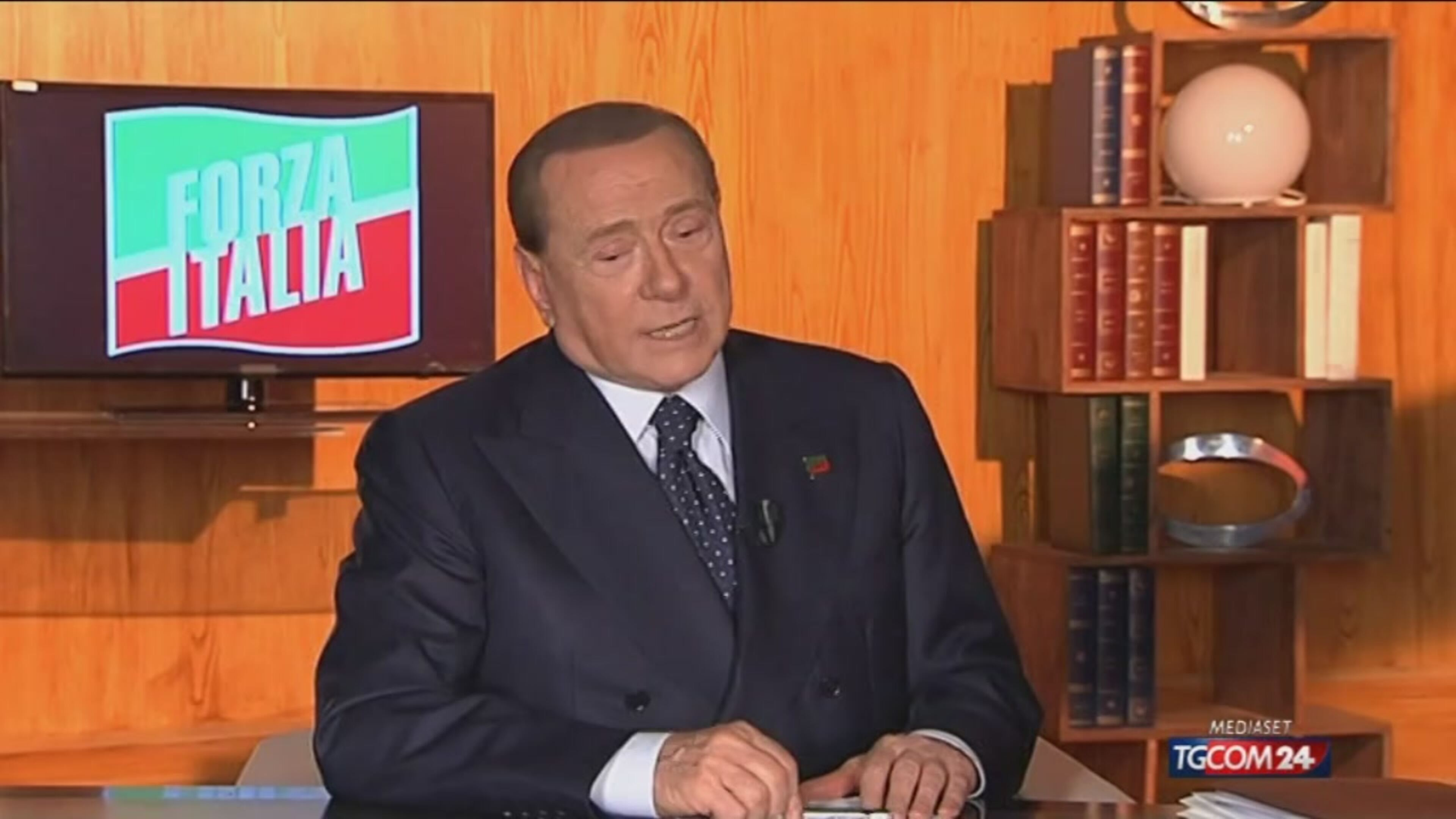 Regionali: l'appello di Berlusconi