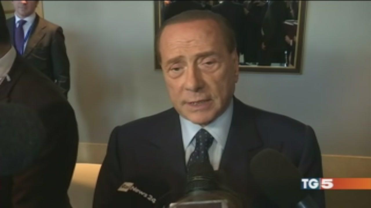 Berlusconi: ora serve senso di responsabilità