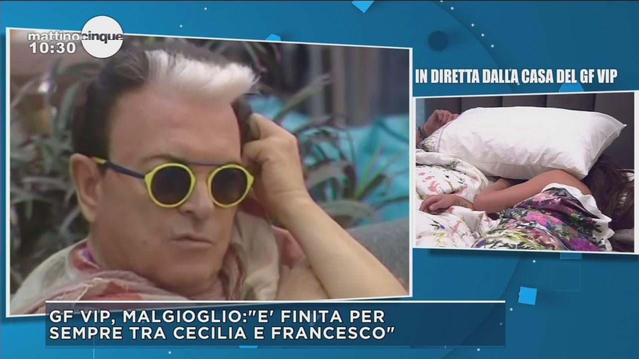 GF Vip 2: Malgioglio parla di Francesco