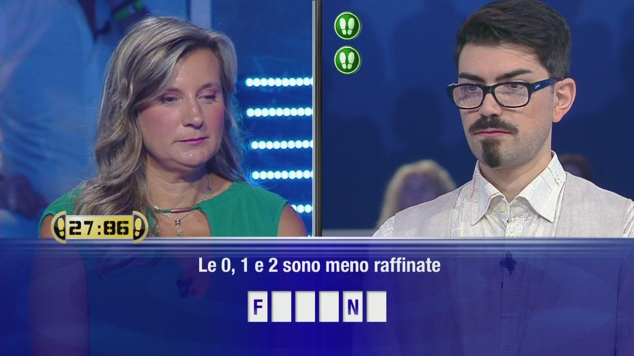 Mario vs Laura