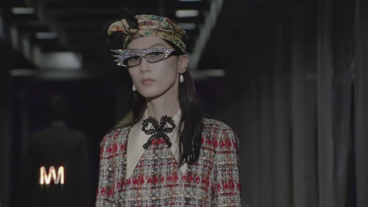 Gucci: la collezione per l'inverno 2017-18