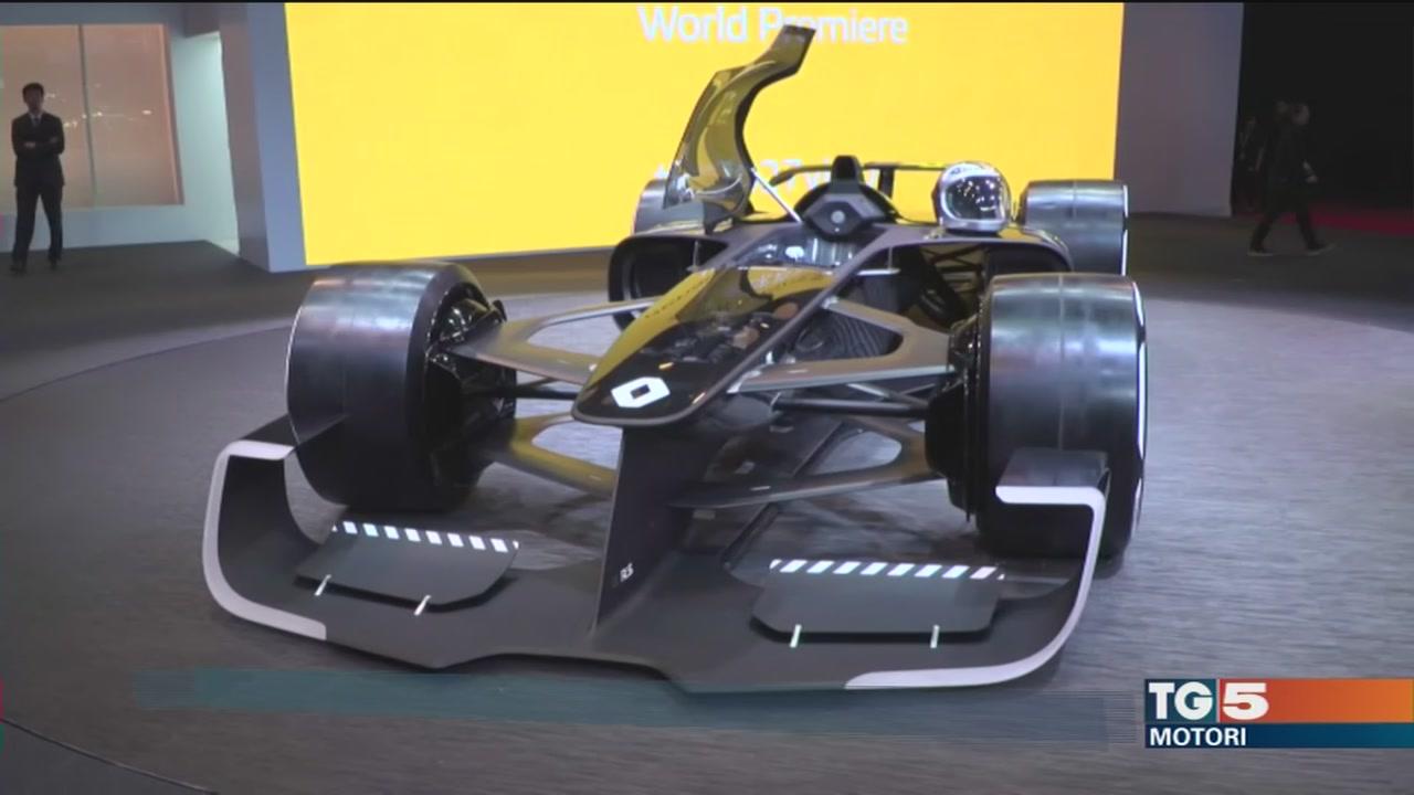 La Formula 1 del futuro