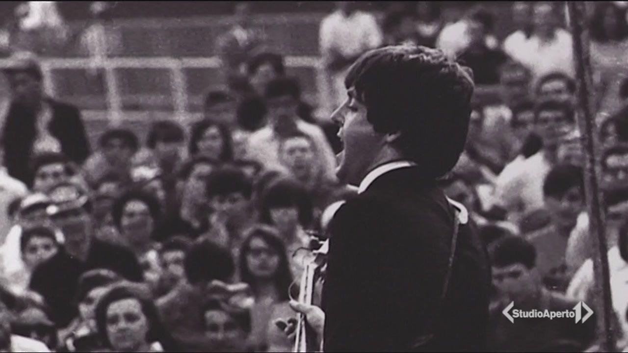 Quando la folla impazziva per i Beatles