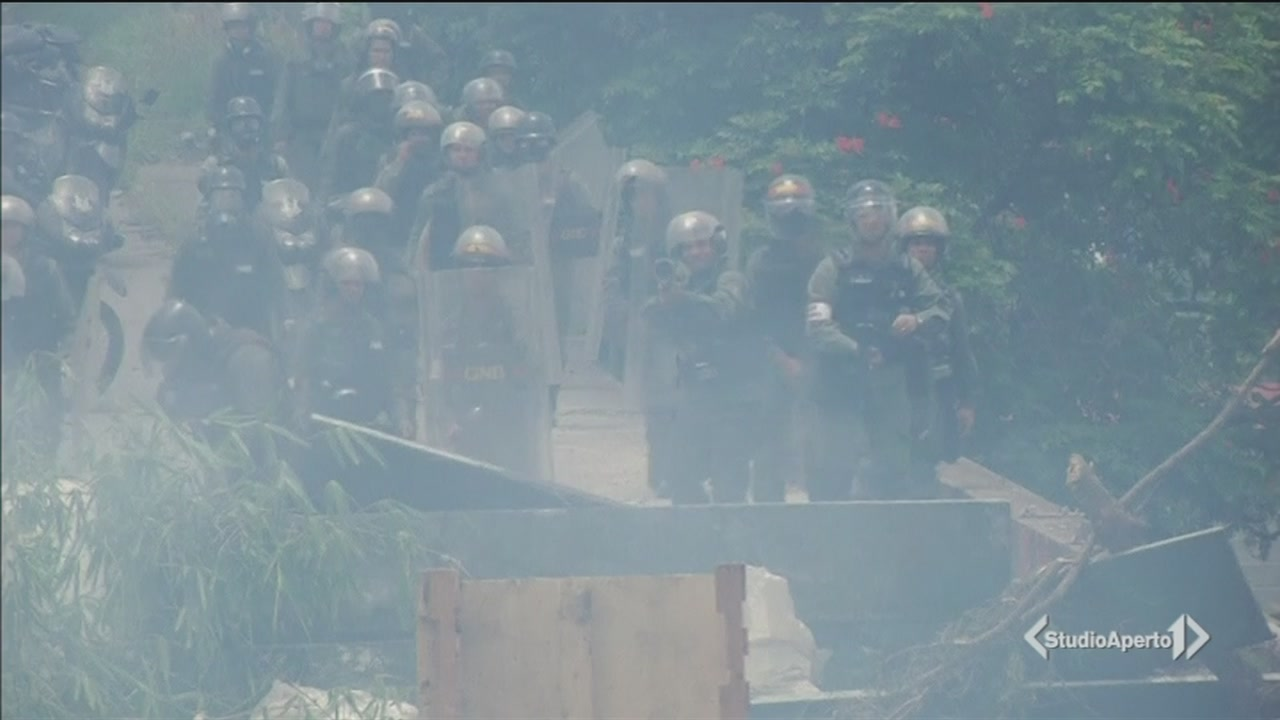 Venezuela, sangue sul voto