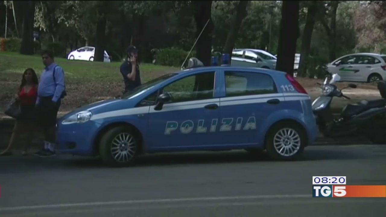 Violenza di Villa Borghese, continuano le indagini