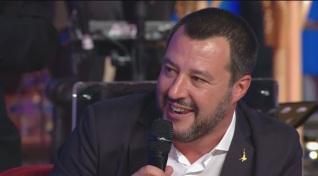 Matteo Salvini canta Vasco
