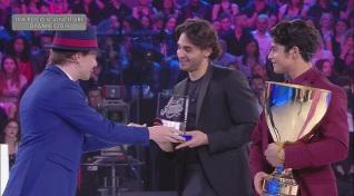 Alberto vince il PREMIO TIM