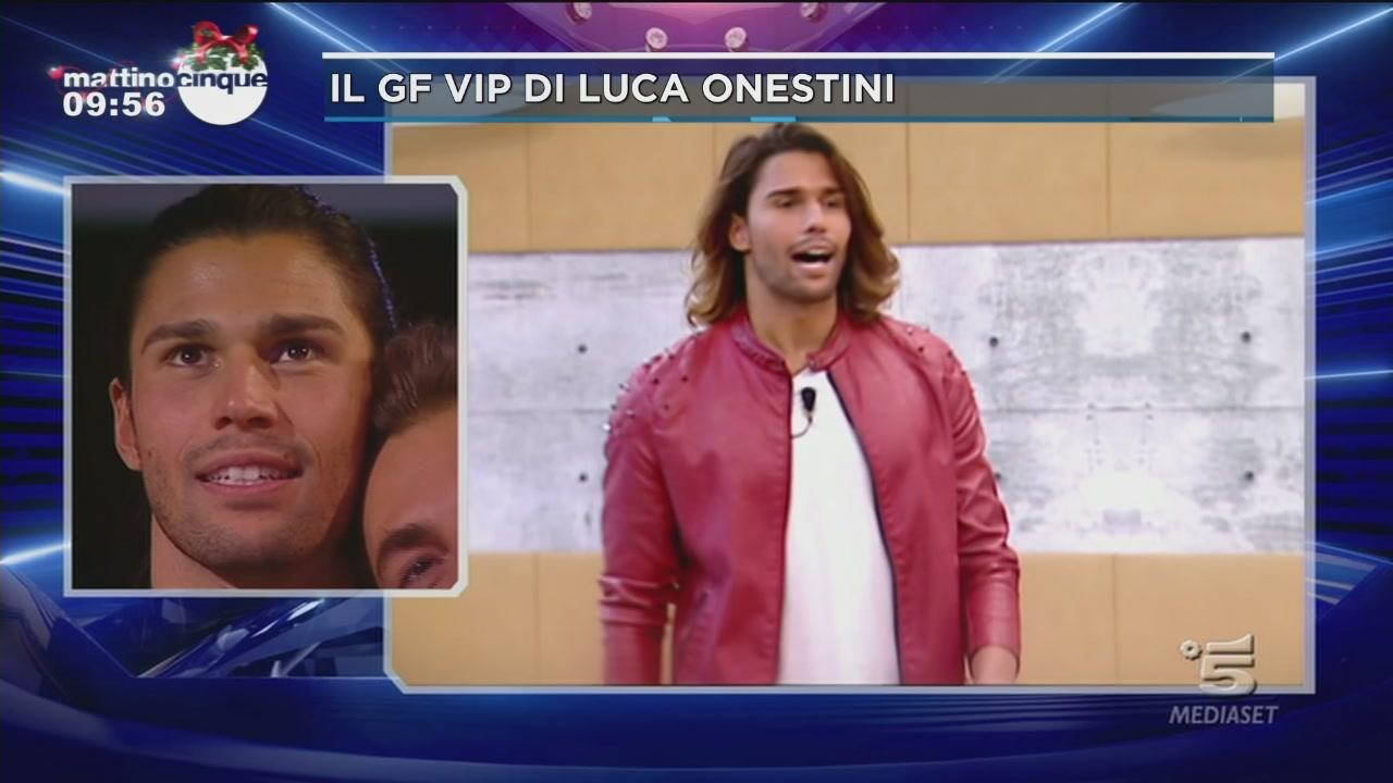 Il GF di Luca Onestini
