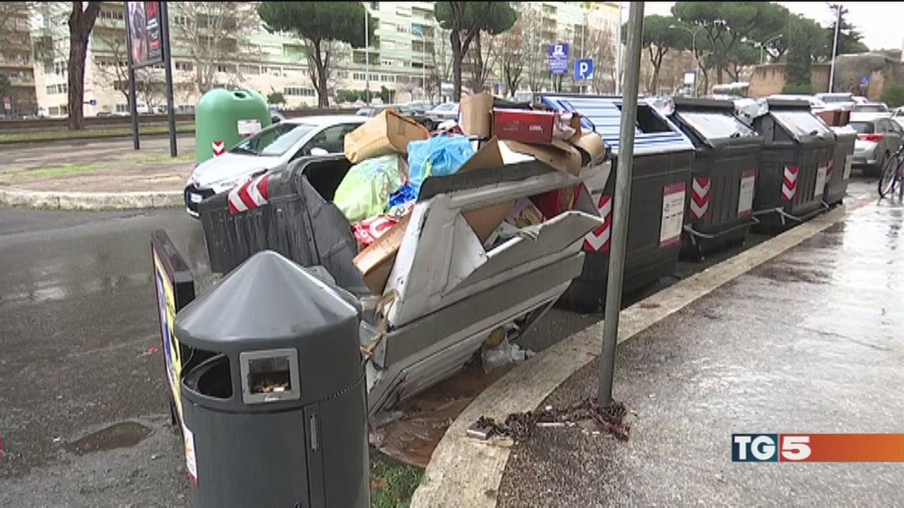 Emergenza rifiuti, l'Emilia salva Roma
