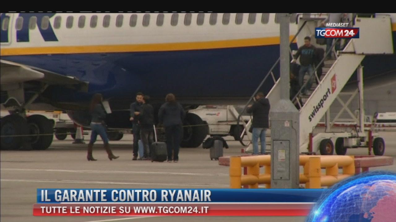 """Breaking News delle ore 16.30: """"Il Garante contro Ryanair"""""""