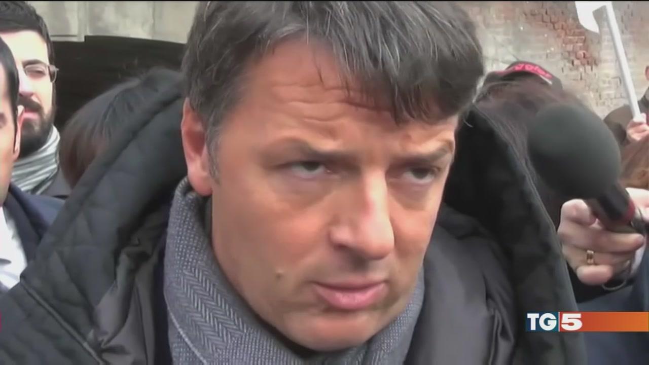 Scontro PD-Bankitalia, Renzi: noi a testa alta