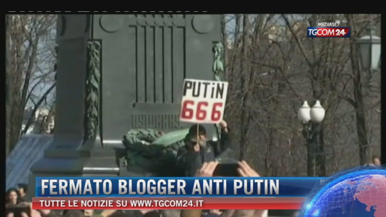 Russia, proteste in varie città: arrestato il leader opposizione Navalny. Centinaia di fermi