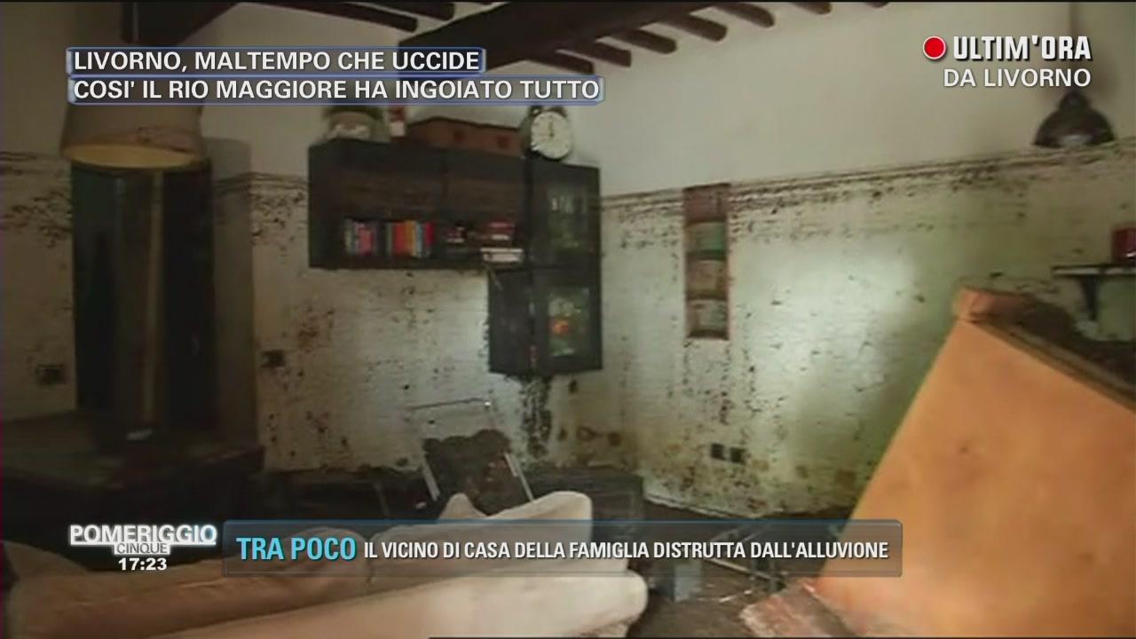Livorno - La casa di Filippo e Martina