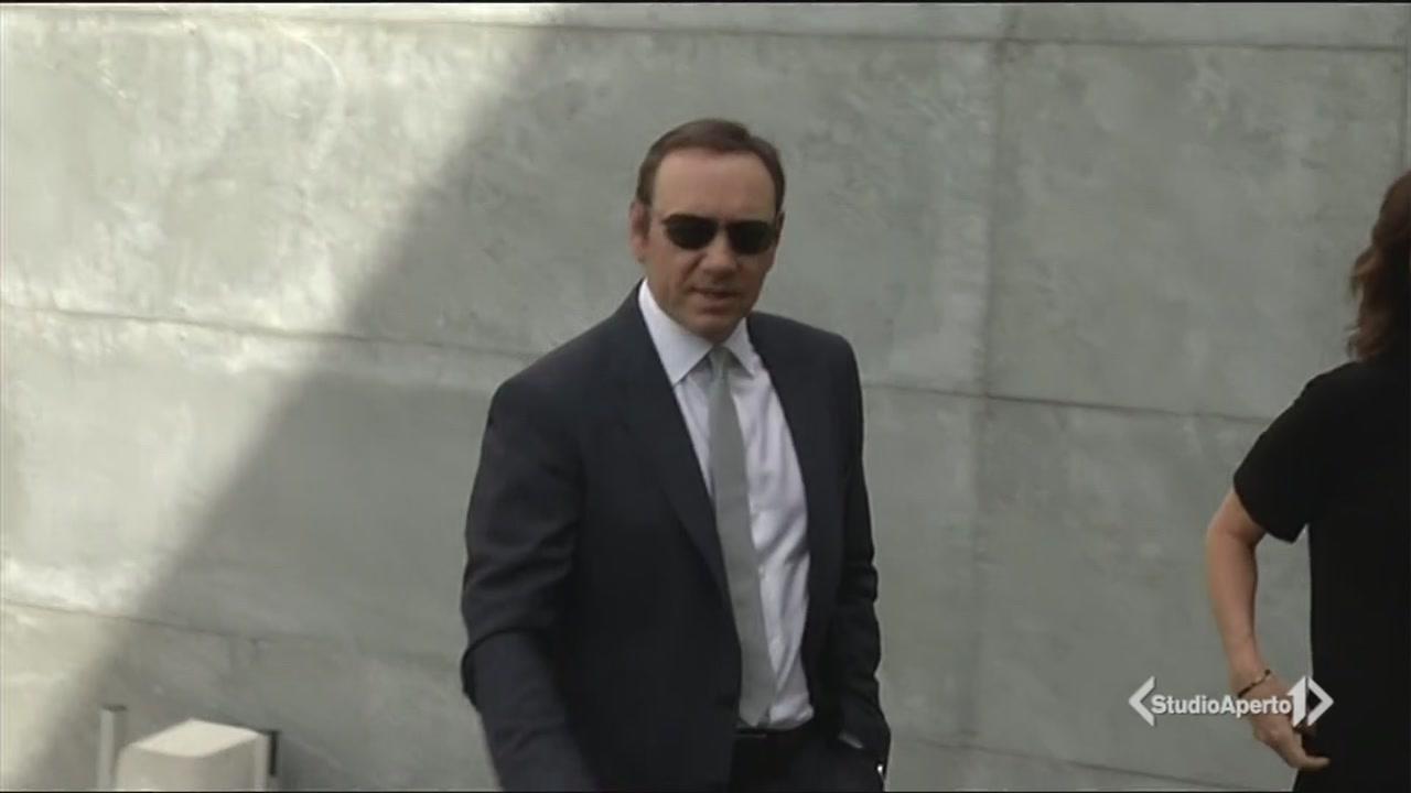 Kevin Spacey fa coming out dopo le accuse di molestie