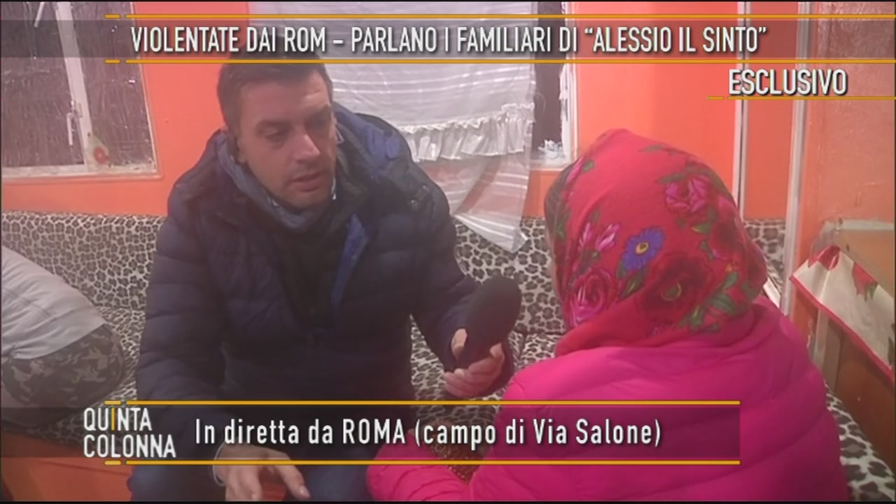Roma: violentate dai rom