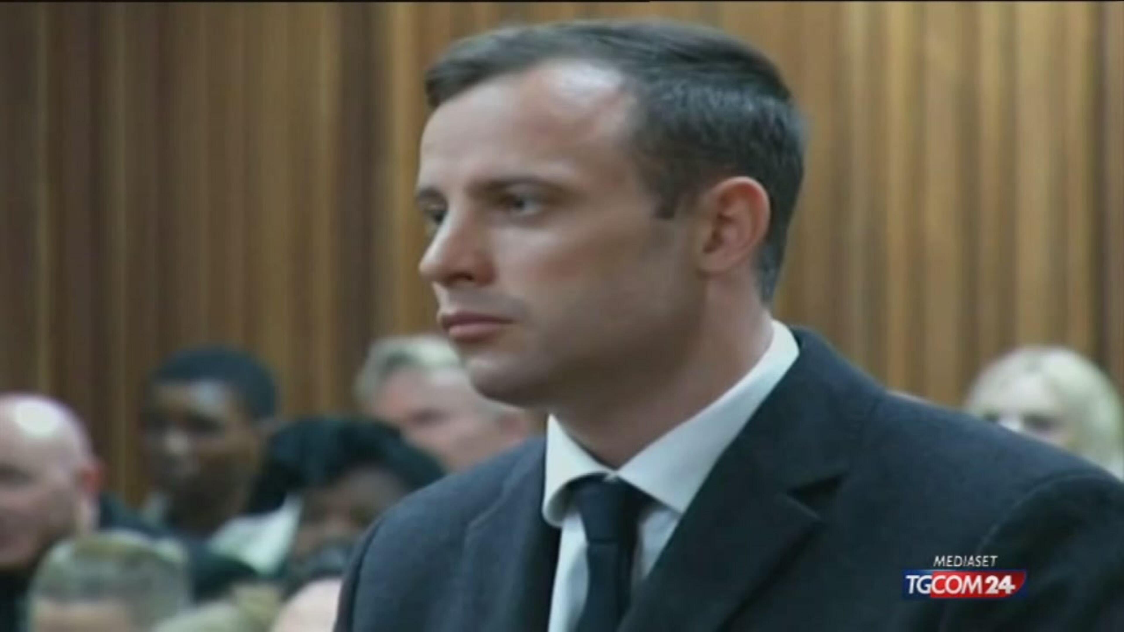 Pistorius: la condanna a 6 anni