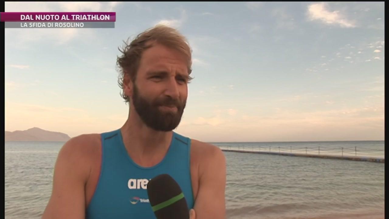 Max dal nuoto al triathlon