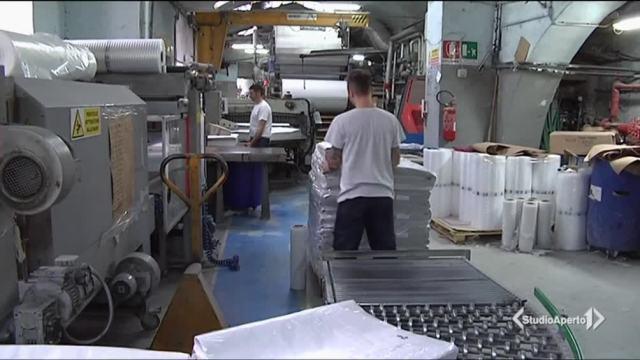 Il settore delle carta veline