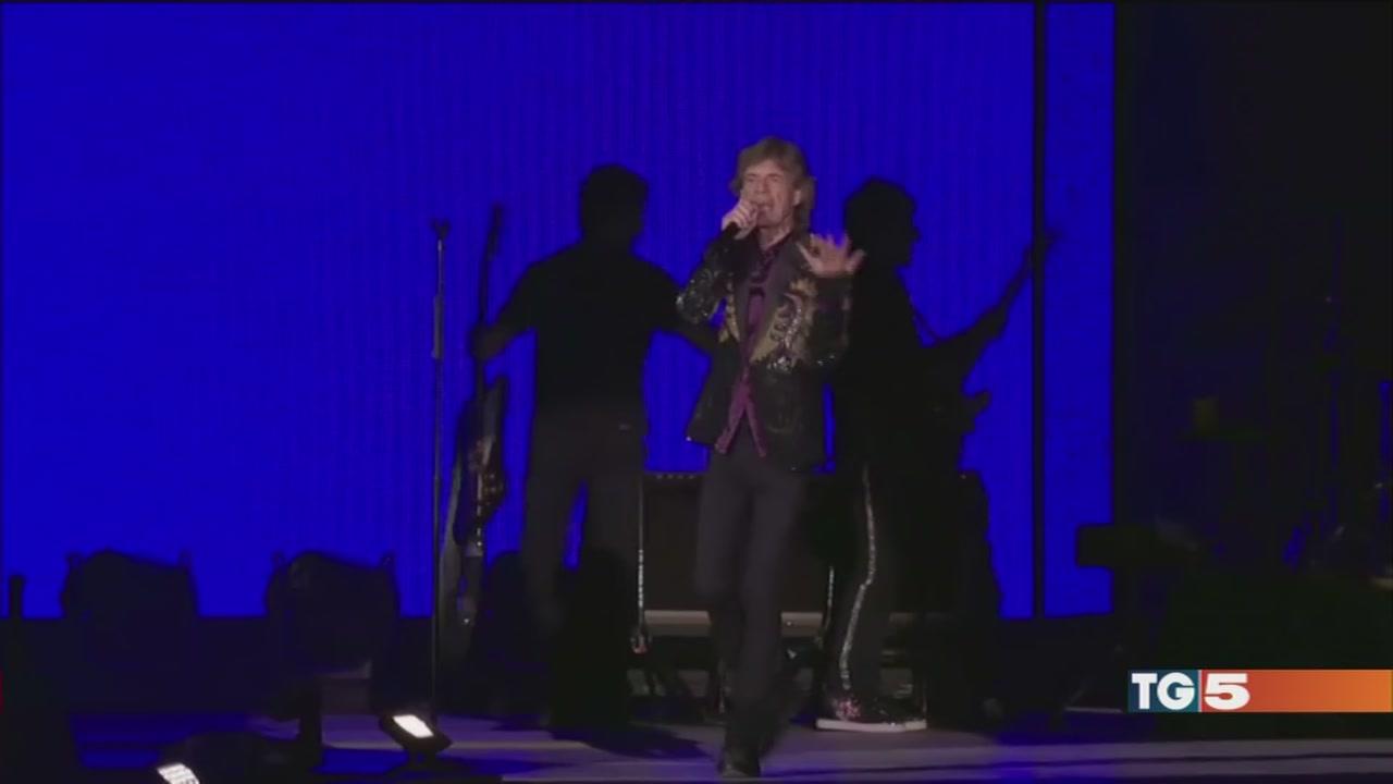 Il concerto dei Rolling Stones a Lucca