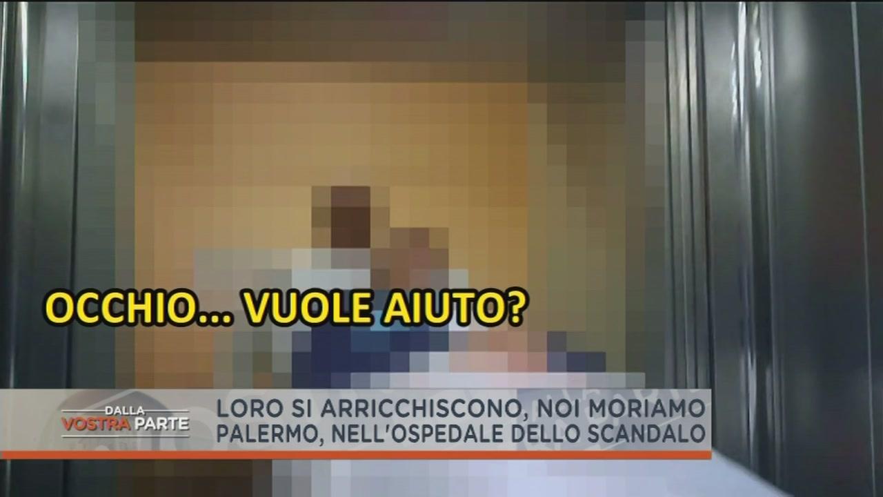 Palermo: l'ospedale dello scandalo