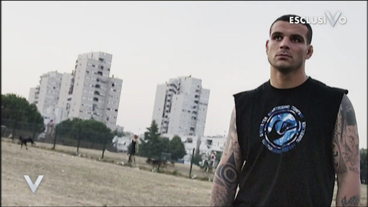 La storia di Alessio Sakara