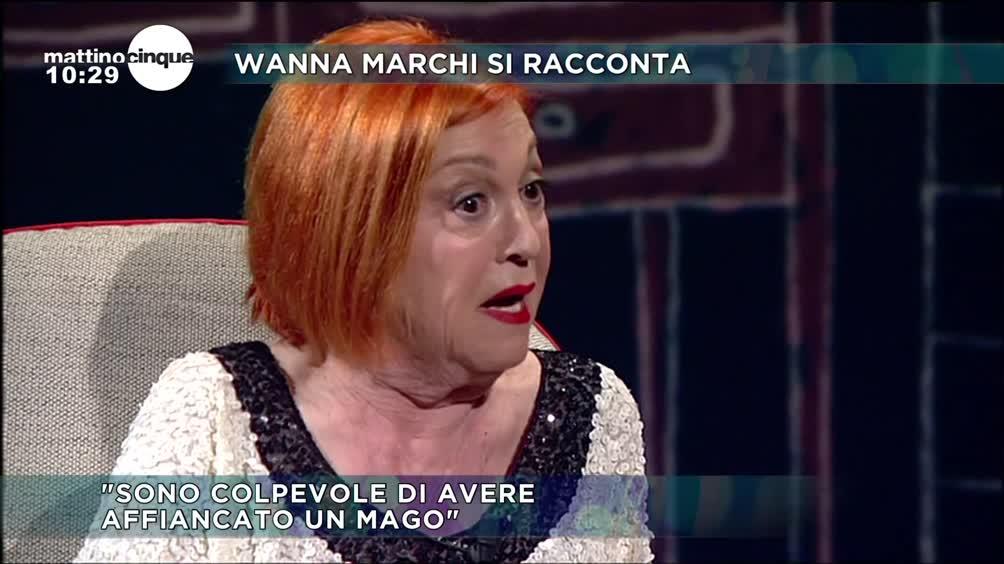 Wanna Marchi si racconta