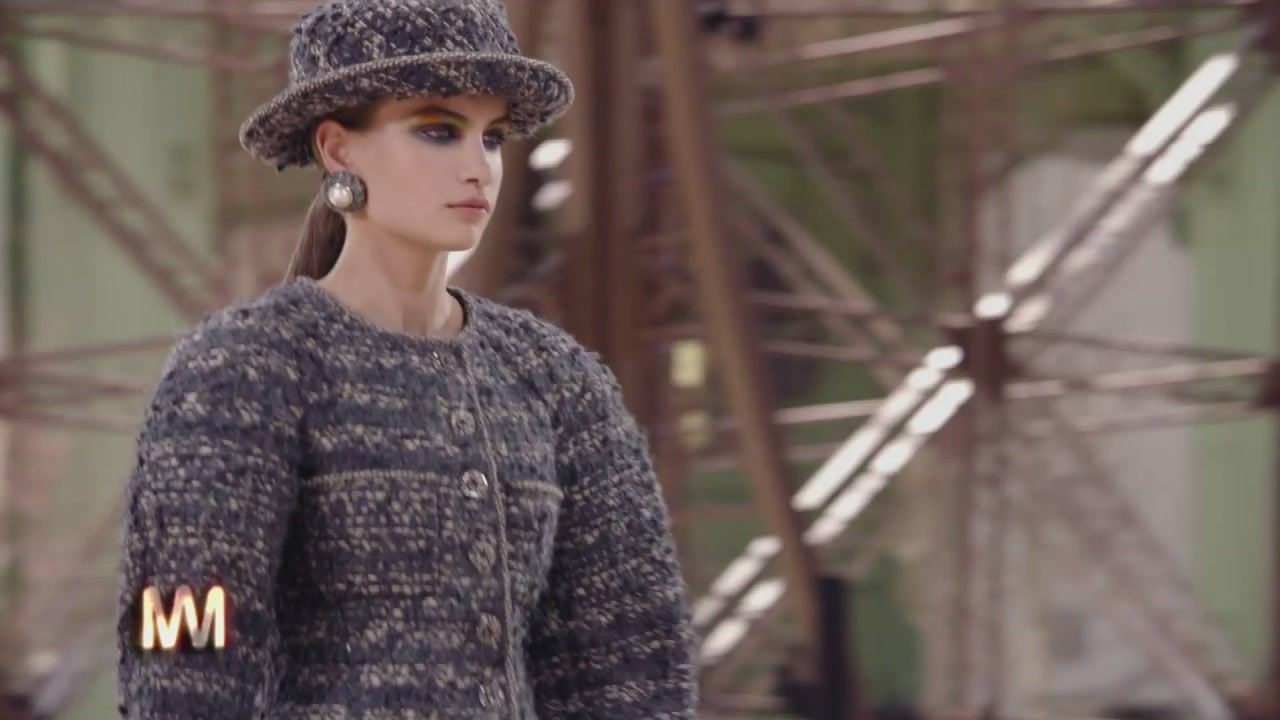 Chanel: la collezione Haute Couture per l'inverno 2017-18