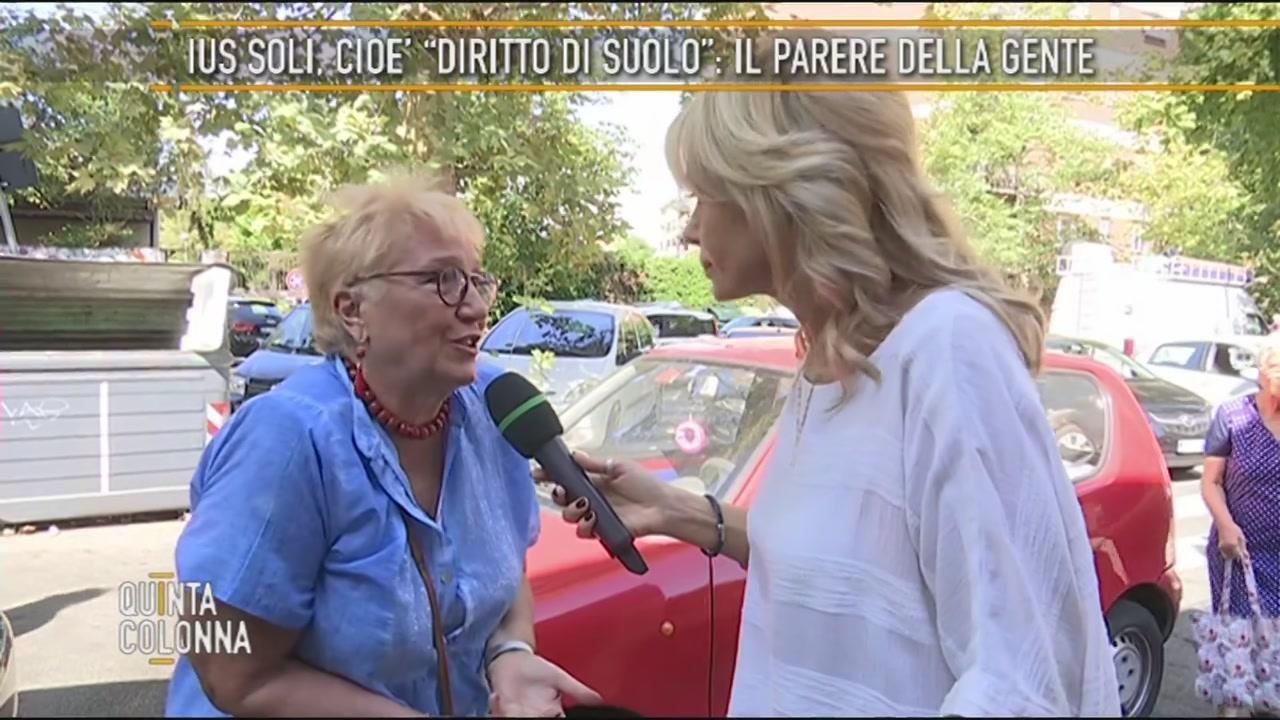 """""""Ius soli"""" in Italia"""