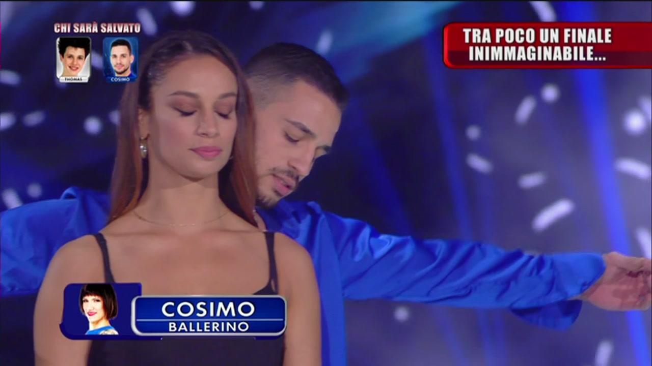 Cosimo - Angel - V° Serale