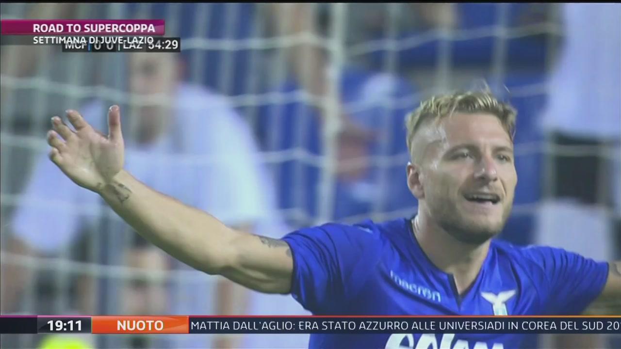 Juve-Lazio: countdown
