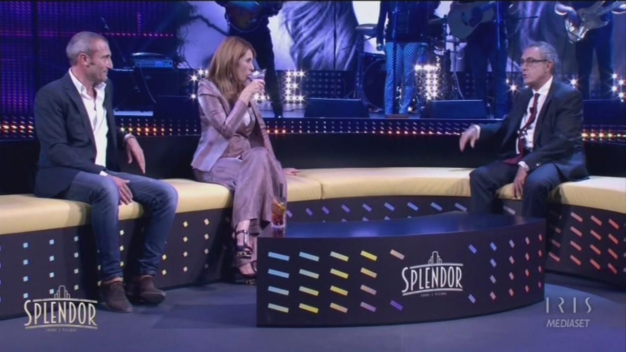Milena Miconi e Giorgio Borghetti