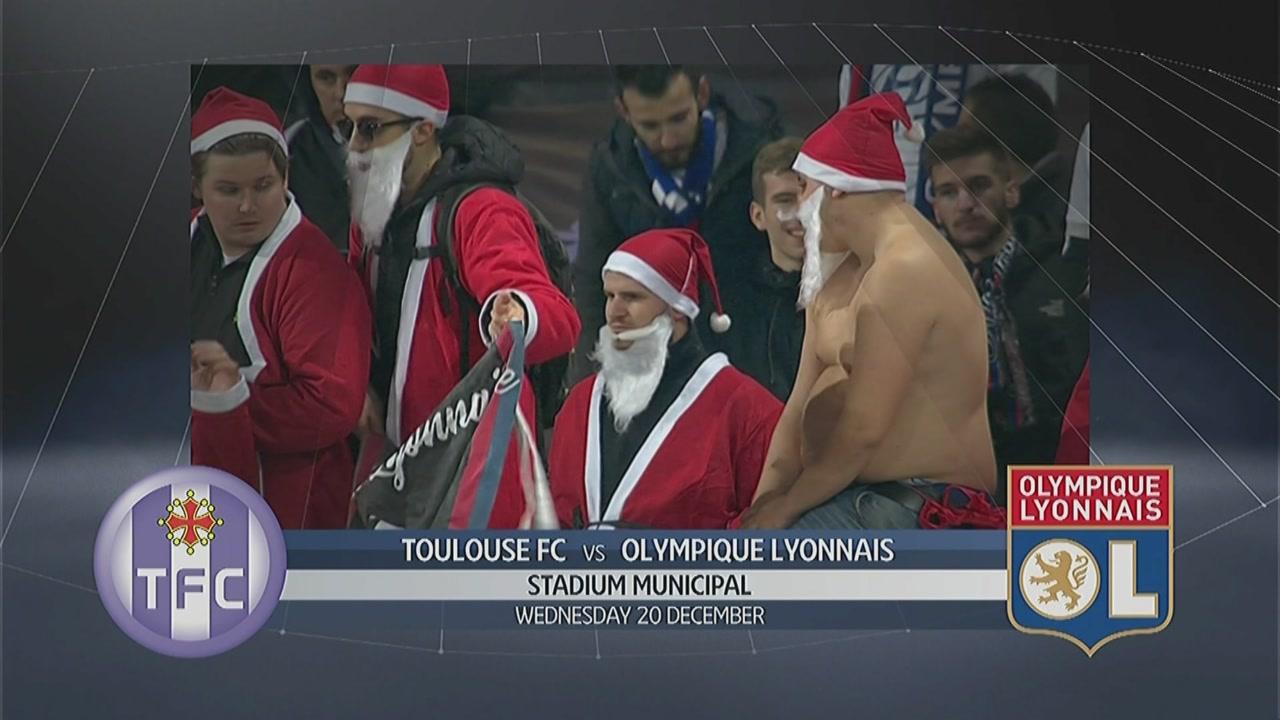 Tolosa - Lione 1-2