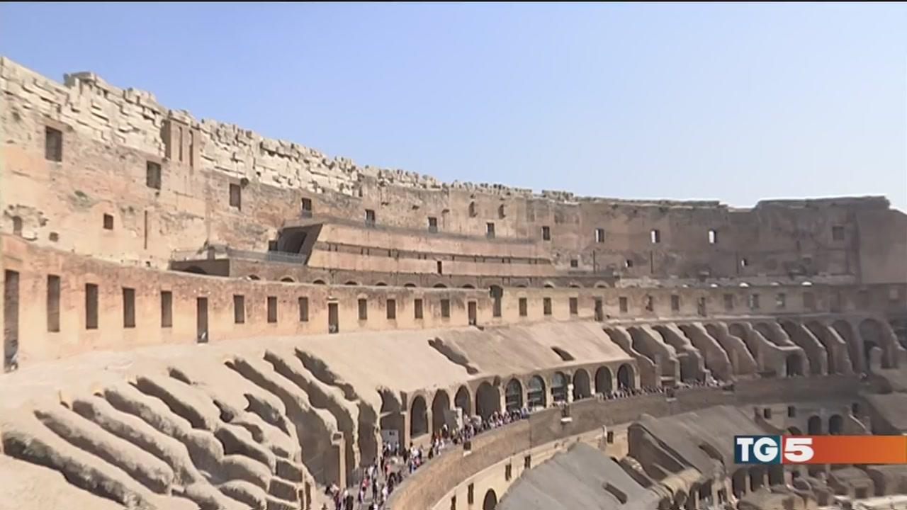 Attico Colosseo, vista mozzafiato su Roma