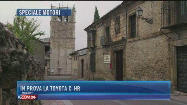 In prova Toyota C-HR e Ford Ka+