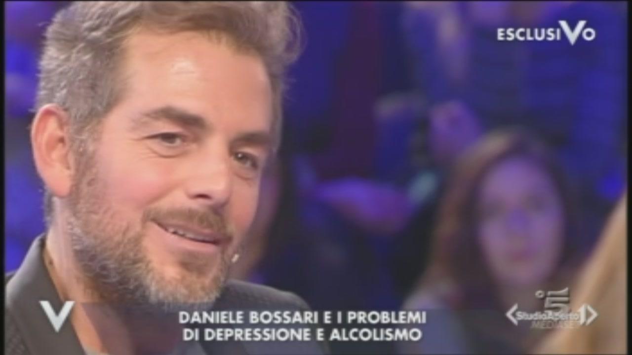 Daniele Bossari a Verissimo