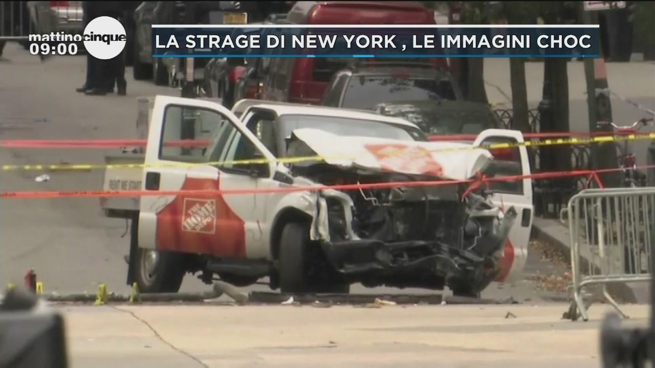 La strage di New York