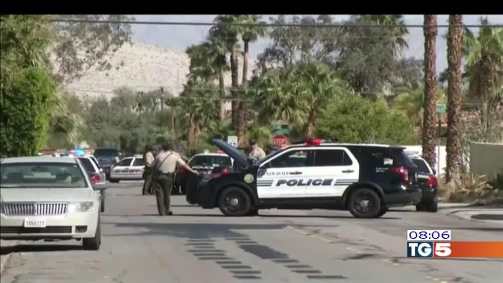 California, uccisi due agenti