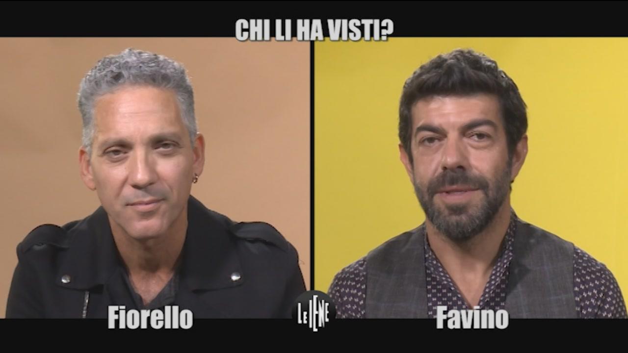 INTERVISTA: Beppe Fiorello e Pierfrancesco Favino