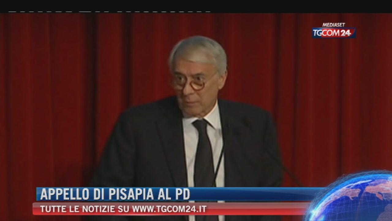 """Pisapia: """"No a altra Sicilia, fare di tutto per unire""""."""