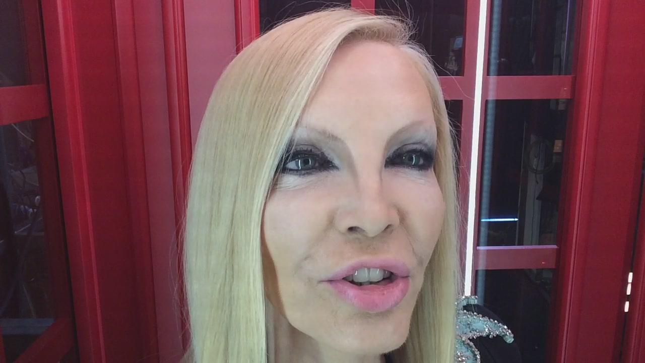 La #cabinarossa di... Patty Pravo