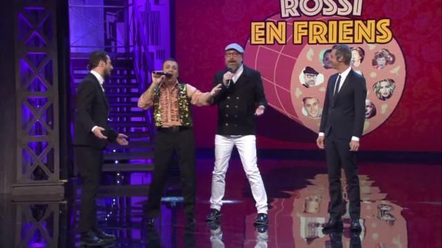 Franco Rossi e i Corrsari della Polka con Mario Biondi