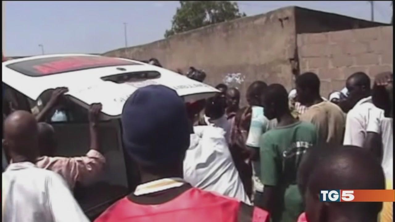 Nigeria, la strage durante la messa