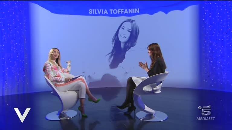 La sorpresa di Ilary Blasi a Silvia Toffanin